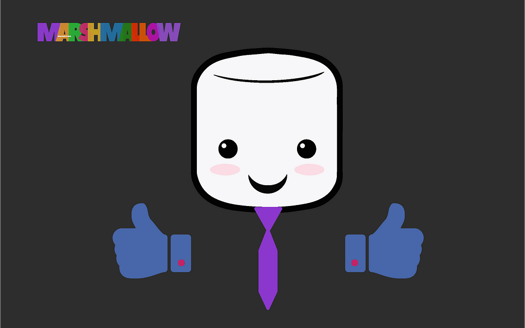 Facebook Business Mallow Man