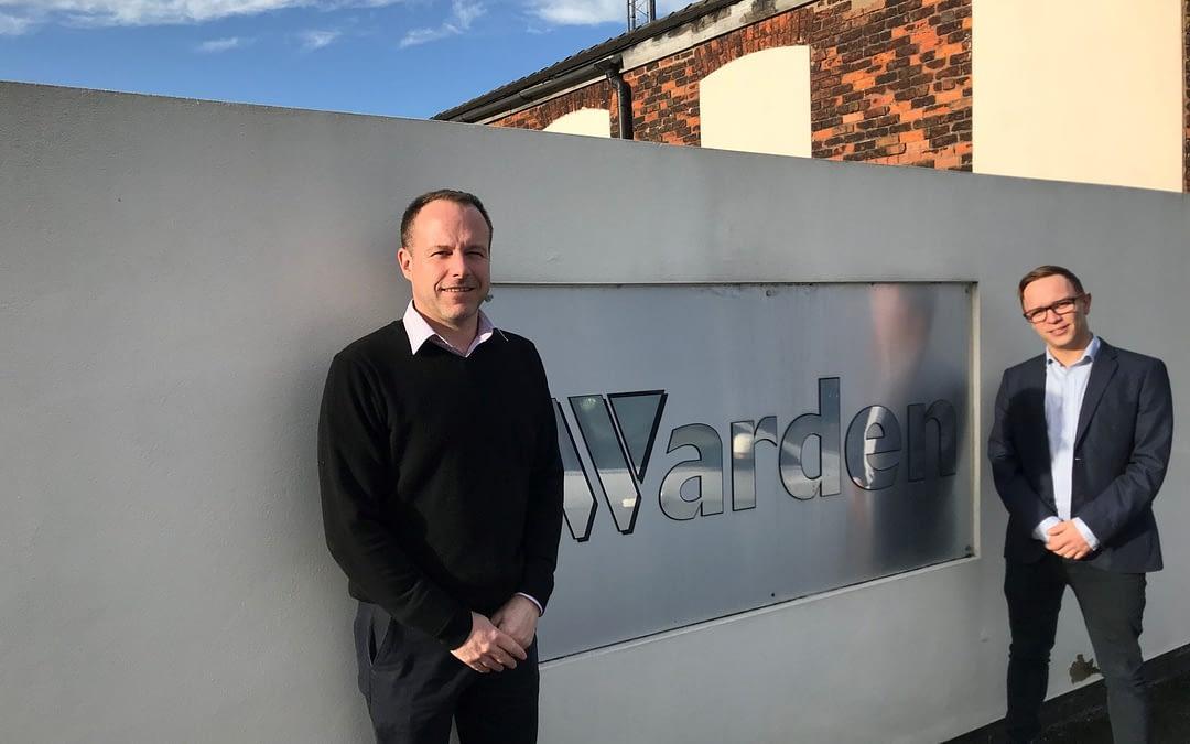 Welcoming Warden Construction