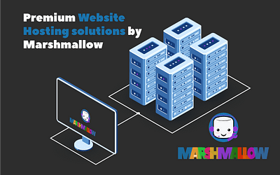 Why use should be using Marshmallow to host your business website.